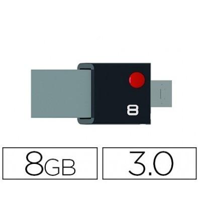 USB MEMORY EMTEC MOBILE & GO OTG T200 8 GB USB 30