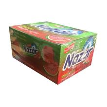 Nazar Watermelon Flavored Chewing Gum 100 Pieces   FREE SHİPPİNG