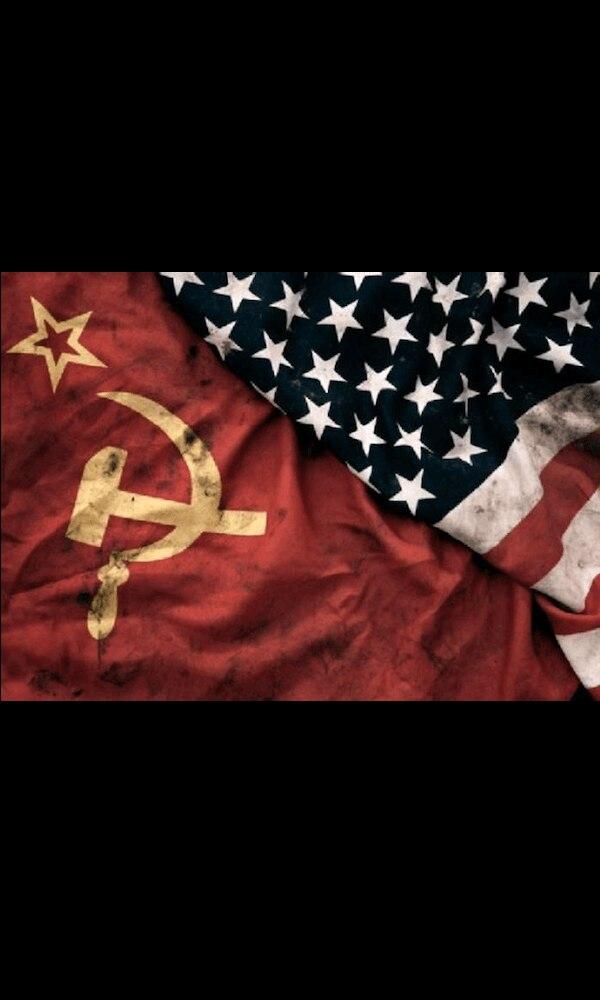 《冷战》封面图片