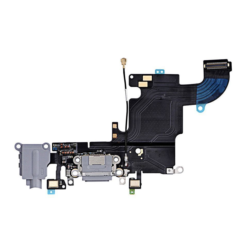 Original Flex Connector Load And Micro Gray Color For IPhone 6S 4.7