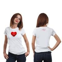 Women's Medical T shirt ivuniforma rhythm