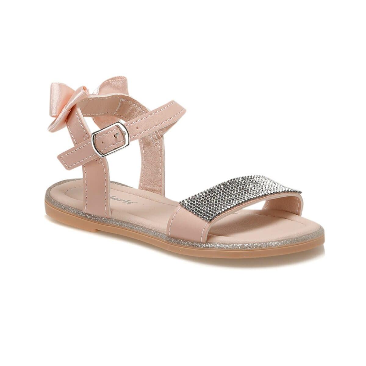 FLO 91.511163.P Pink Female Child Sandals Polaris