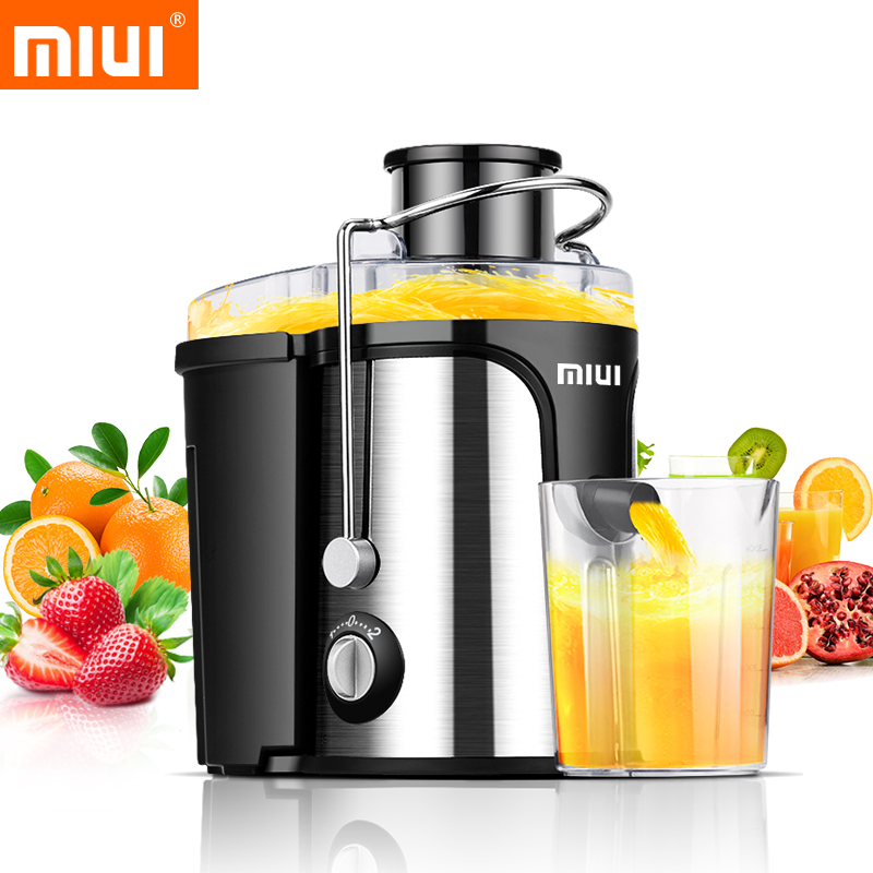 Juice Extractor High Speed for Fruit and Vegetables Dual Speed Setting Centrifugal Fruit Machine with Juice Jug image