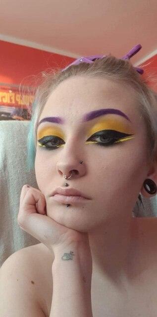 liquid matte eyeliner 12 pcs photo review