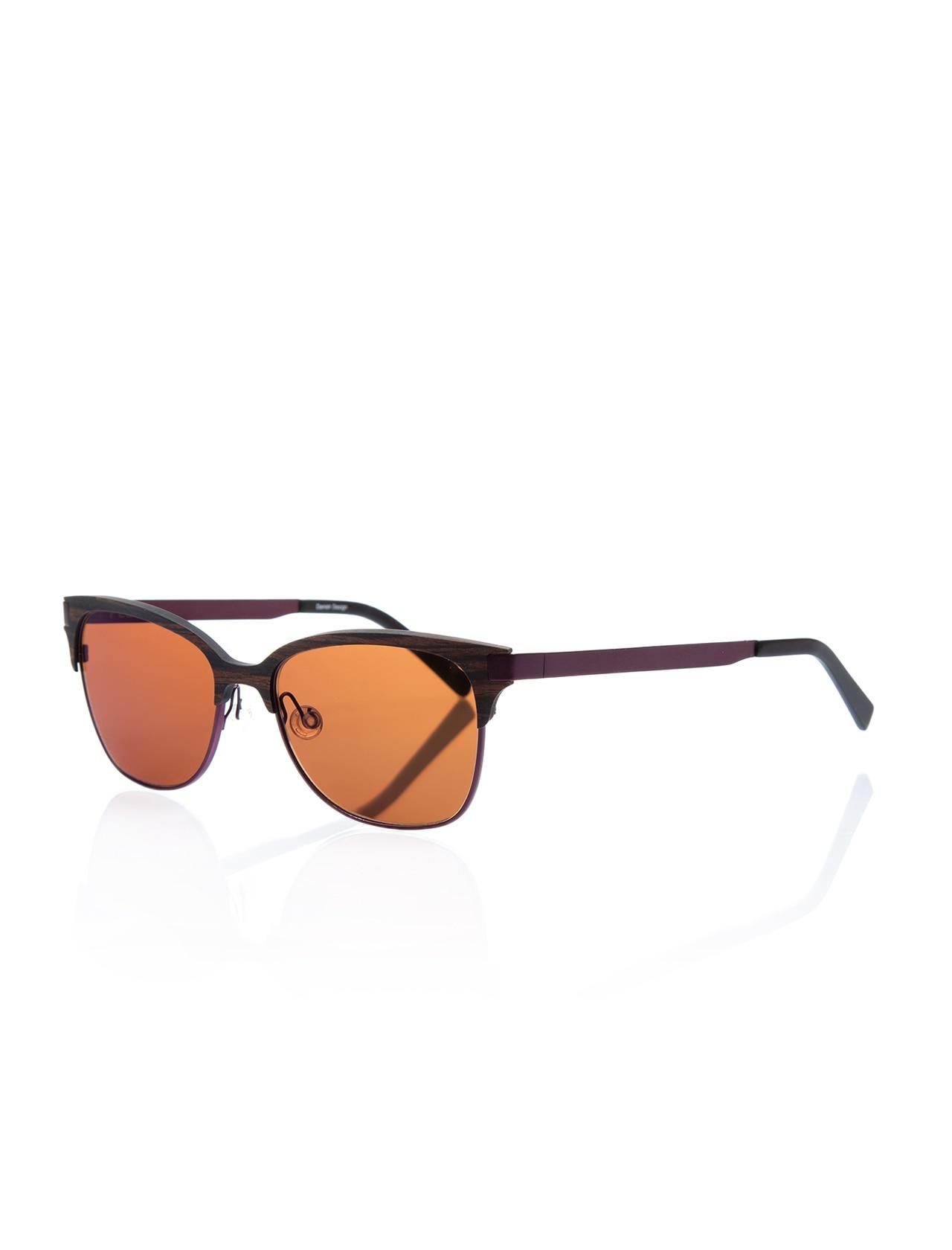 Women's sunglasses fy ena 4634 metal purple organic 53 -- fleye