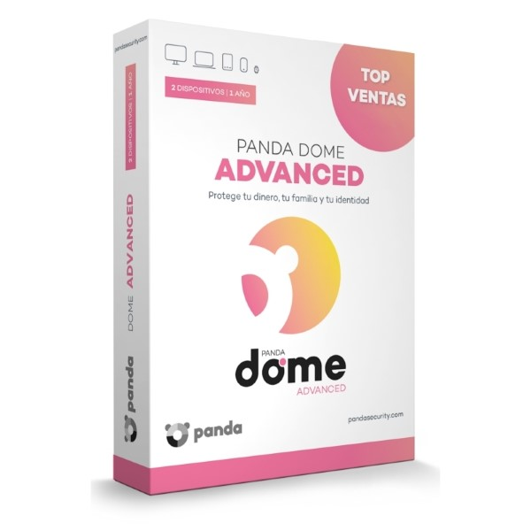 Home Antivirus Panda Dome Advance (2 Devices)