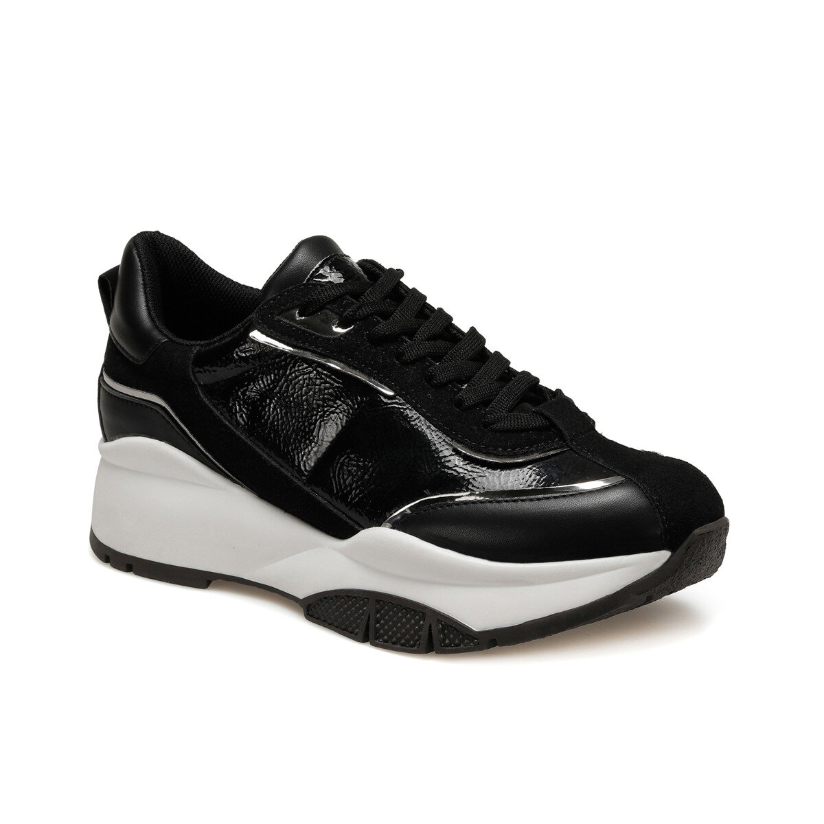 FLO 20S-423 Black Women 'S Sneaker Shoes BUTIGO