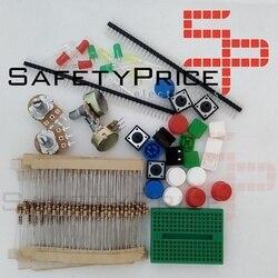 Набор основных электронных компонентов ARDUINO 250 шт Arduino микроконтроллер