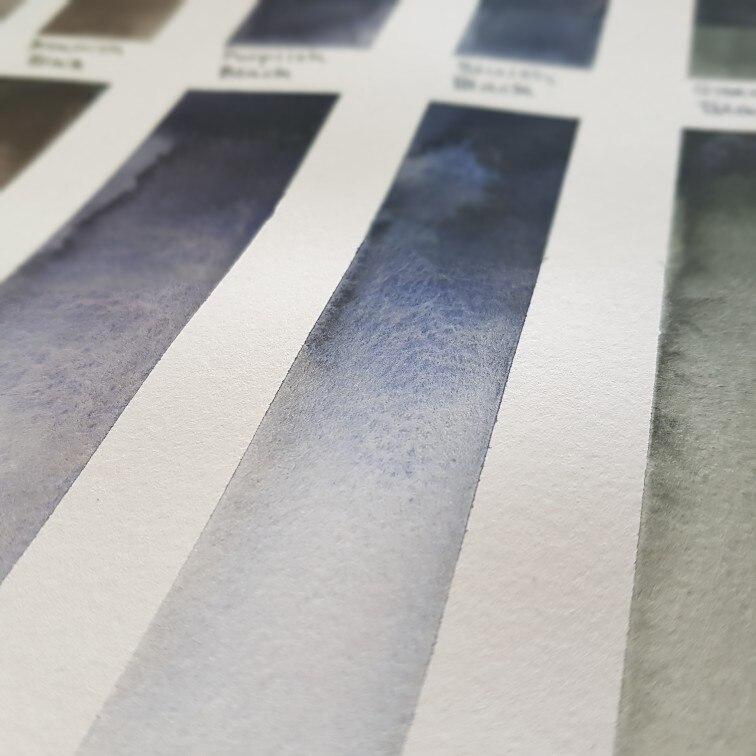 Water Color Sólido Sólido Pintura