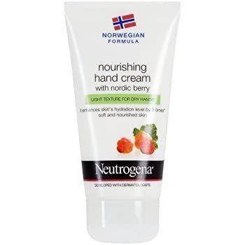 Neutrogena® Norwegian Formula Nutritious Hand Cream with Nordic Berry 75ml 1