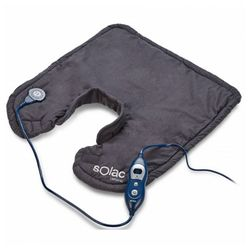 Heated Pad for Neck and Shoulders Solac CT8690 100W (49 x 56 cm) Black