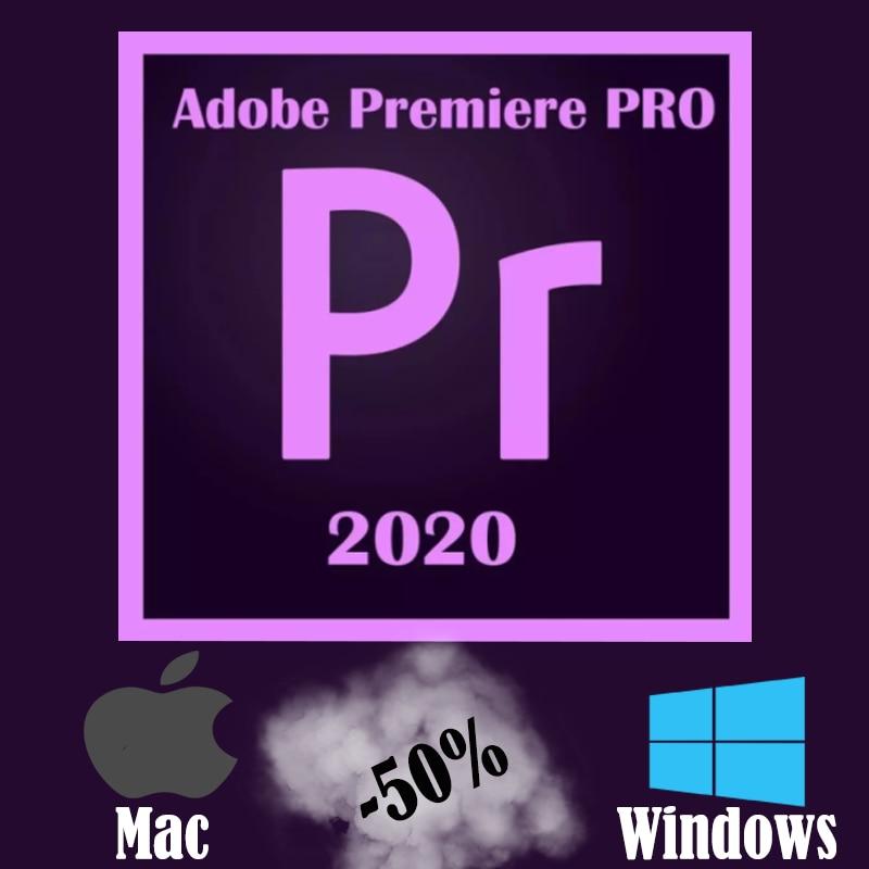Adobe premipro CC 2020-полная версия для Windows и Mac-длительная Активация