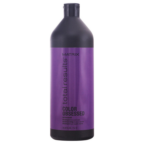 Shampoo Total Results Color Obsessed Matrix