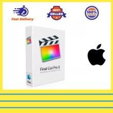 Final Cut Pro X Mac edtion I, nouvelle Version numérique 2021