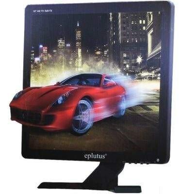 EP-192 Eplutus de télévision de voiture-DVB-T/DVB-T2 LED TFT