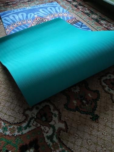 6mm TPE Yoga Mat photo review
