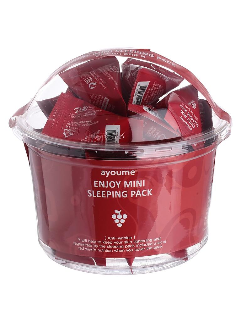 AYOUME ENJOY MINI SLEEPING PACK 3g*30pc