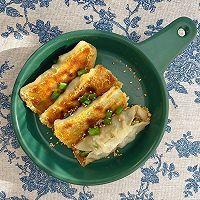 鲜蔬海鲜锅贴的做法图解8