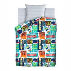 Beddengoed Sets Delicatex 13106-1 + 31067-2 Skeyt Thuis Textiel lakens linnen Kussenhoezen Dekbedovertrek рillowcase baby bumpers sets voor kinderen Katoen