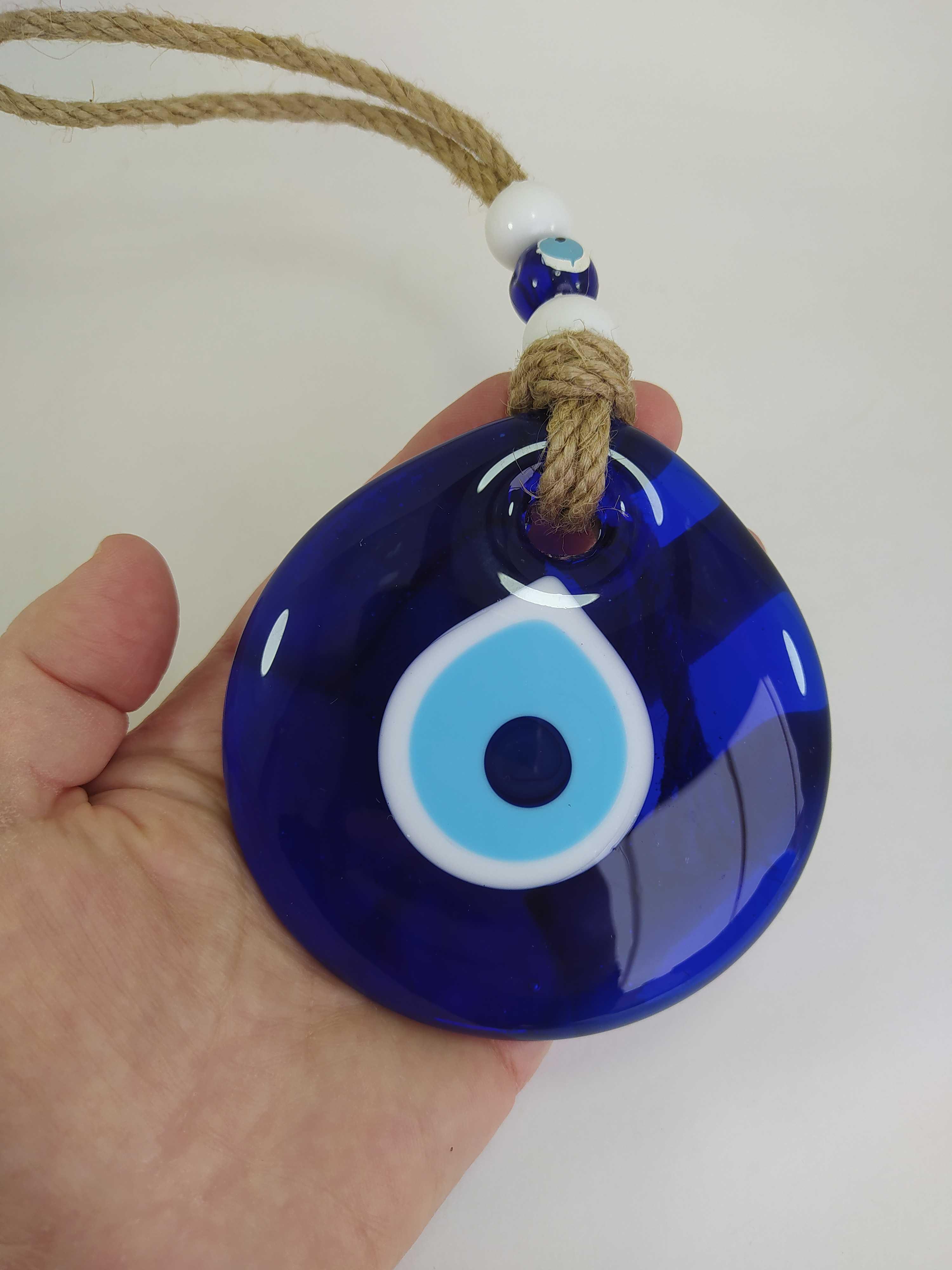 Türkische Evil Eye Charm Anhänger Auto Zuhause Schutz Amulett Kunsthandwerk es