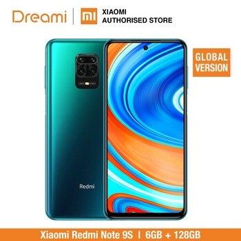Global Version Xiaomi Redmi Note 9S 6GB RAM 128GB ROM (Brand New/Sealed) redminote9s, redmi, note, 9s Smartphone Mobile фото