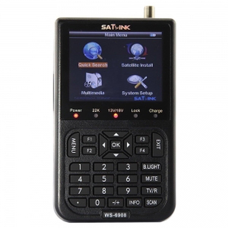 цена на Satellite Finder SATLINK digital WS-6908