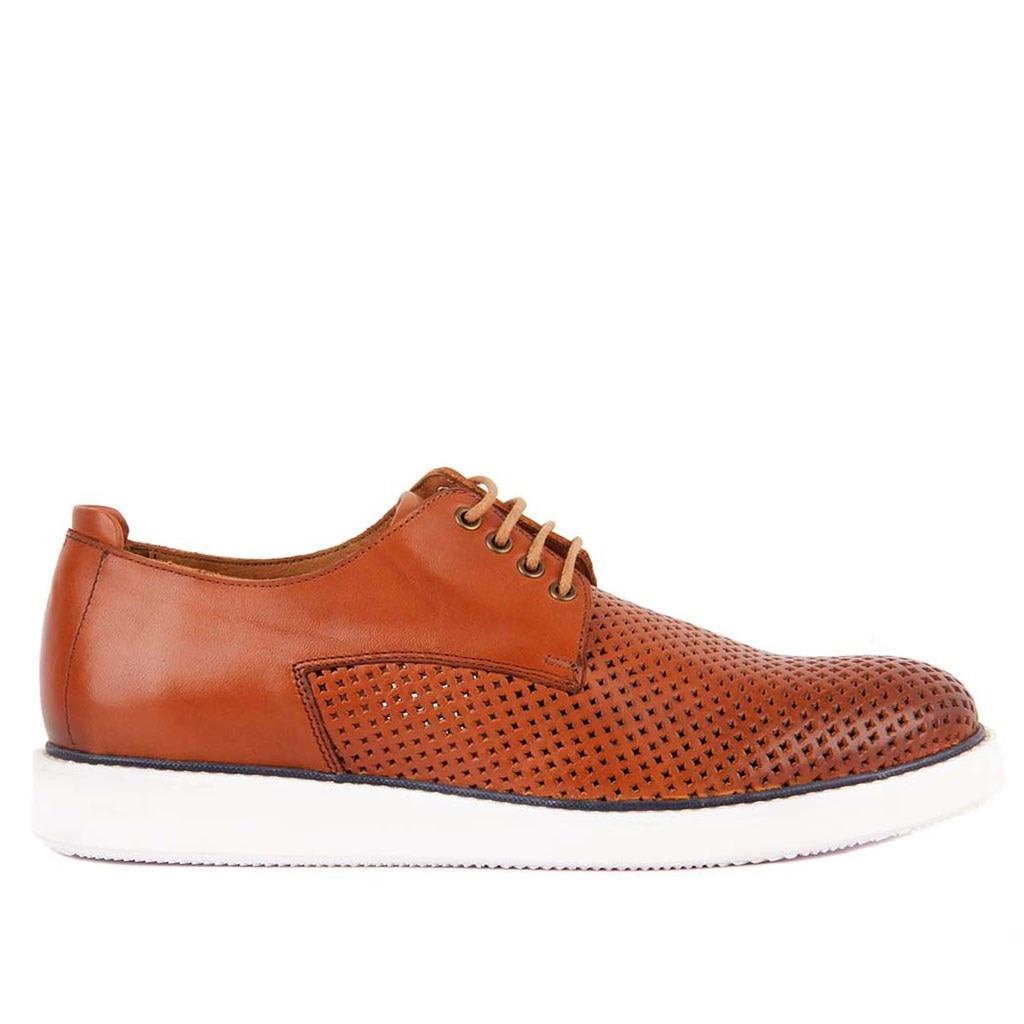 Sail Lakers-Genuine Leather Breathable Men's Classic Derby Shoes Brand Formal Business Oxford Shoes Men Dress Shoes Wedding Office Shoes Men Zapatillas Hombre Deportiva Mocassin Homme Derbi
