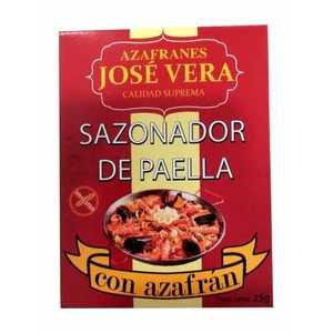 Paella' spices with saffron