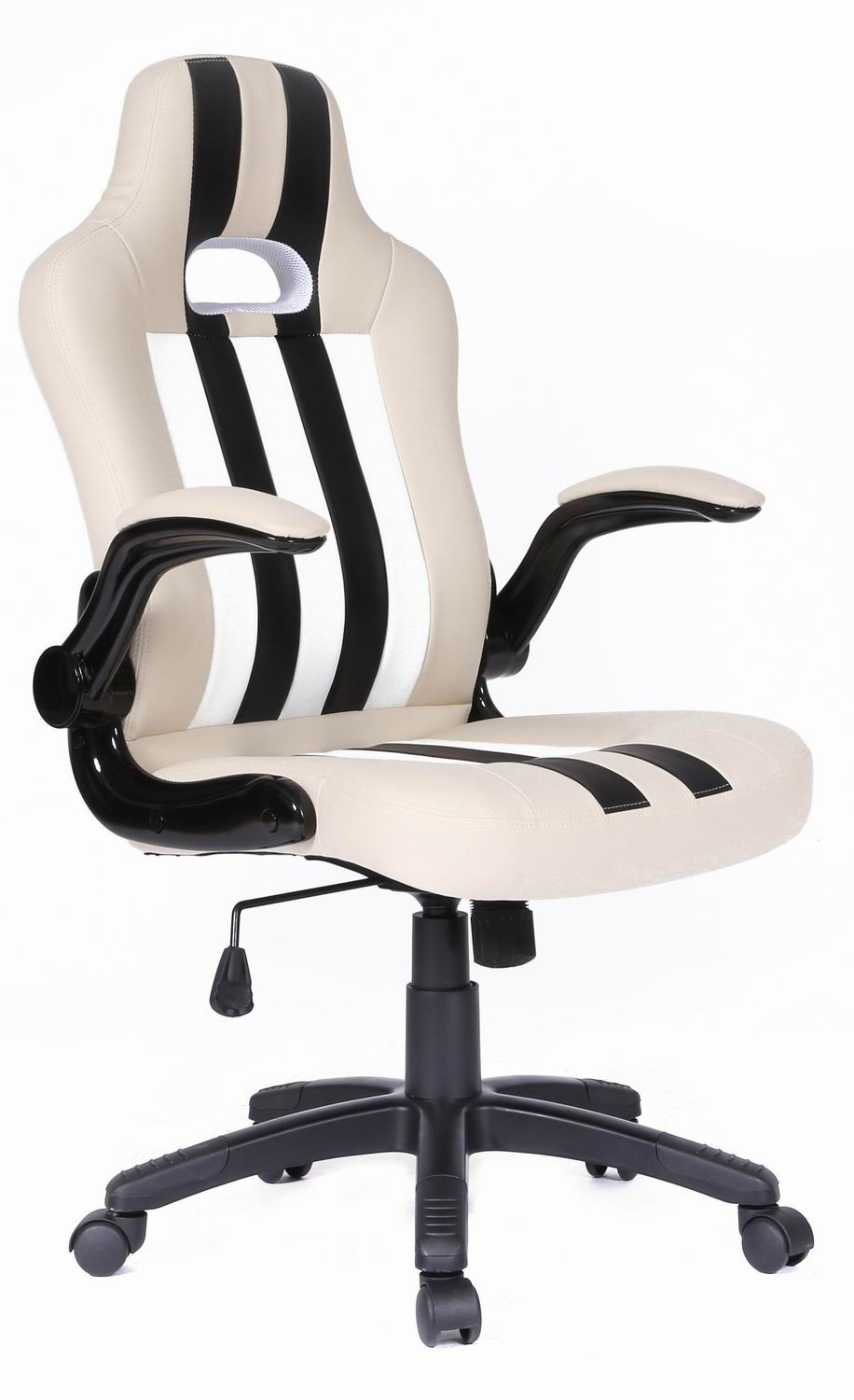 Office Armchair FANGIO, Gas, Tilt, Similpiel Combined And Mesh