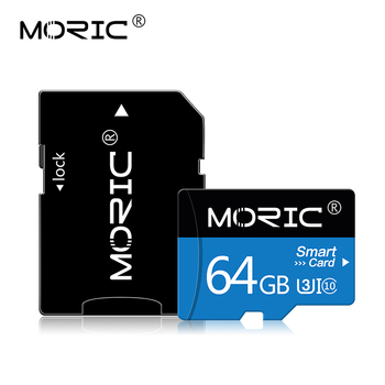 MoricTF Card tarjeta micro sd 16GB 64GB 128GB 256GB Micro SD card 4GB 8GB Class 10 Waterproof Memory Card 32GB For Phone image