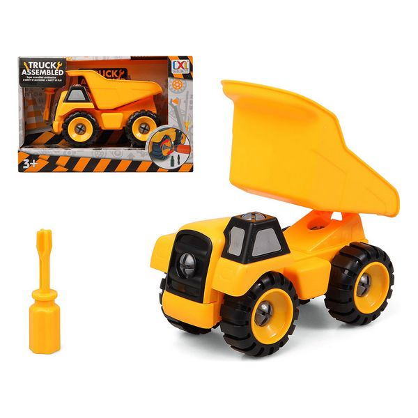 Tipper Truck Assembled 119046 Yellow