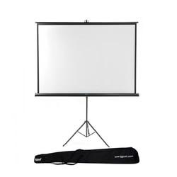 Wall screen with Tripod + Bag iggual PSITS180 180 x 180 cm