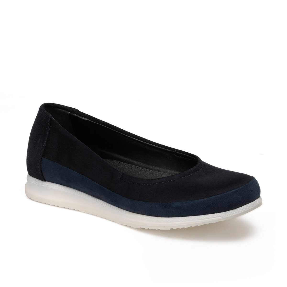FLO TRV8201 Navy Blue Women 'S Shoes Polaris