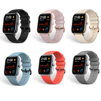 Global version Amazfit GTS Smarwatch 1,6 inch, AMOLED screen, 5ATM waterproof, 14 days battery life