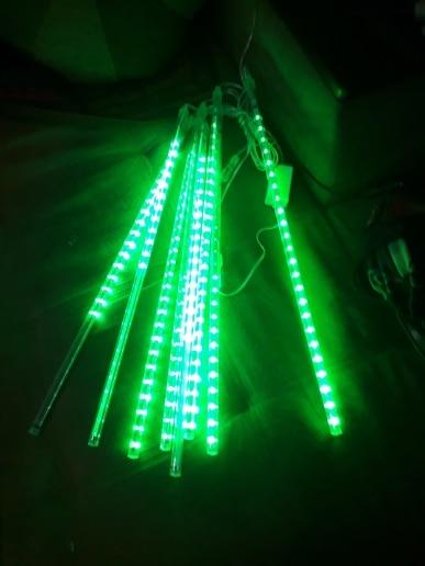 Fios de LED árvore árvore chuveiro