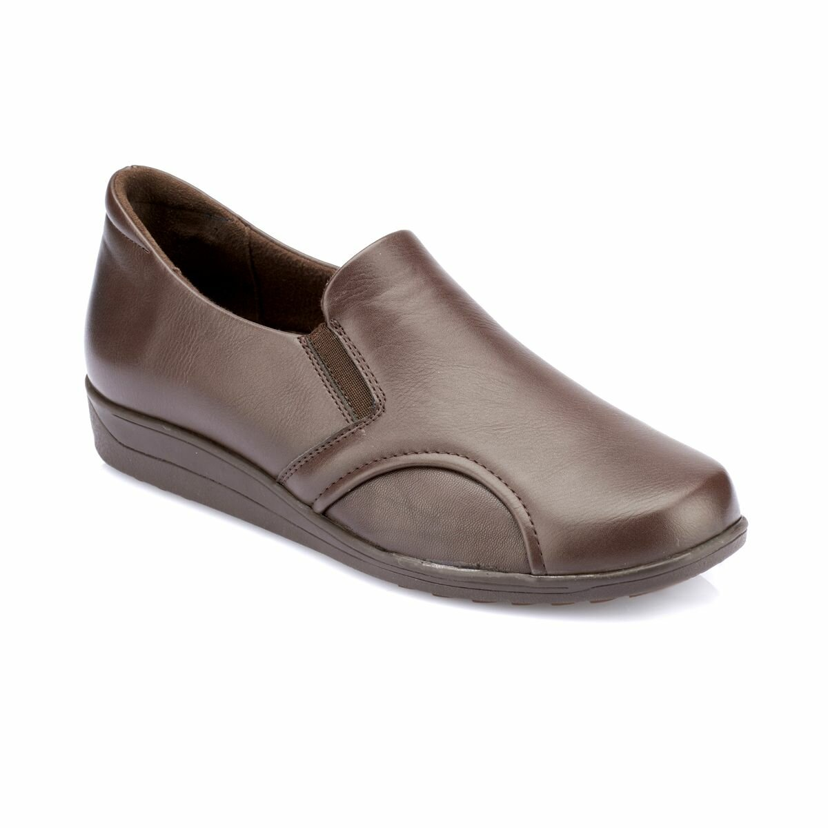 FLO 82.100160.Z Brown Women 'S Shoes Polaris 5 Point