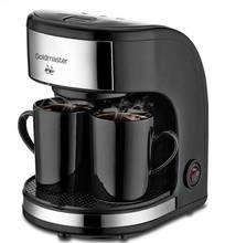 Goldmaster – Machine à café turque intelligente avec filtre IN-6300, automatique, capacité de 2 tasses, american express