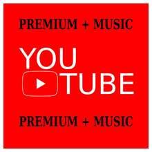 YouTube Premium (zignoruj kij telewizyjny) prywatny/osobisty czas życia działa na tablecie z systemem Android IOS