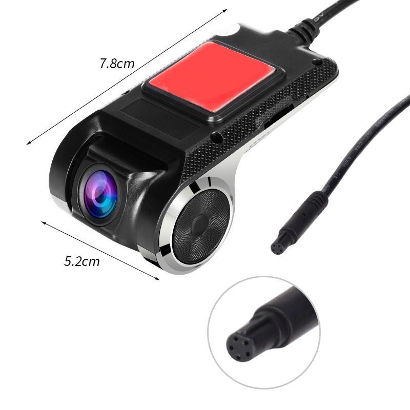 HD Dash Cam Dvr Dash Camera Car DVR Car video surveillance ADAS Dashcam android dvr Car recorder Night Version Auto Recorder 6
