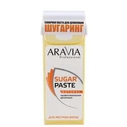 Paste für shugaring in die patrone natürliche,150g, aravia professionelle