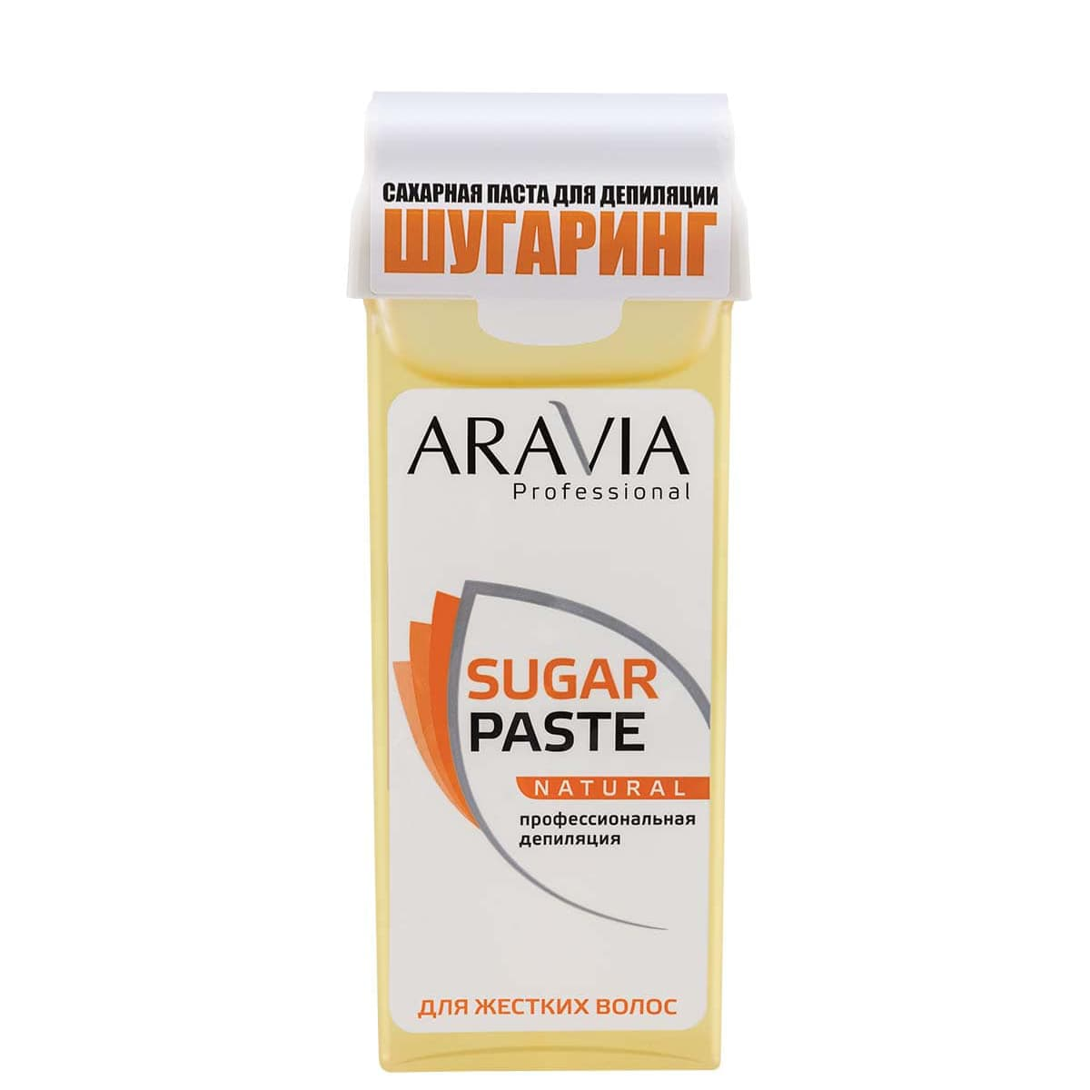 "Paste For Shugaring In The Cartridge ""natural"",150g, Aravia Professional"