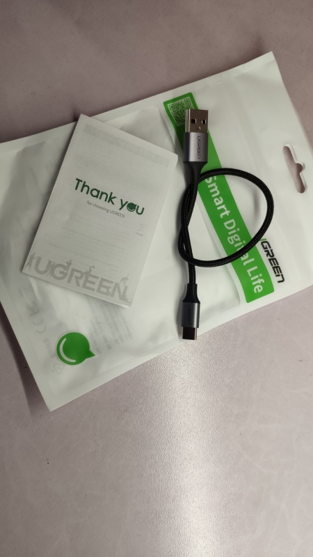 Ugreen USB Type C Cable 3A Fast Charger USB C Data Cable for Xiaomi redmi note 7 Samsung Mobile Phone Type C USB Charging Cable|Mobile Phone Cables|   - AliExpress