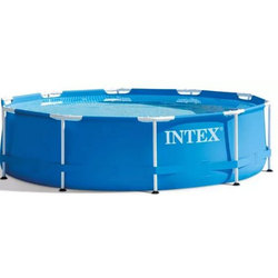 Intex Pool gerüst metall rahmen 305x76 cm 4485л