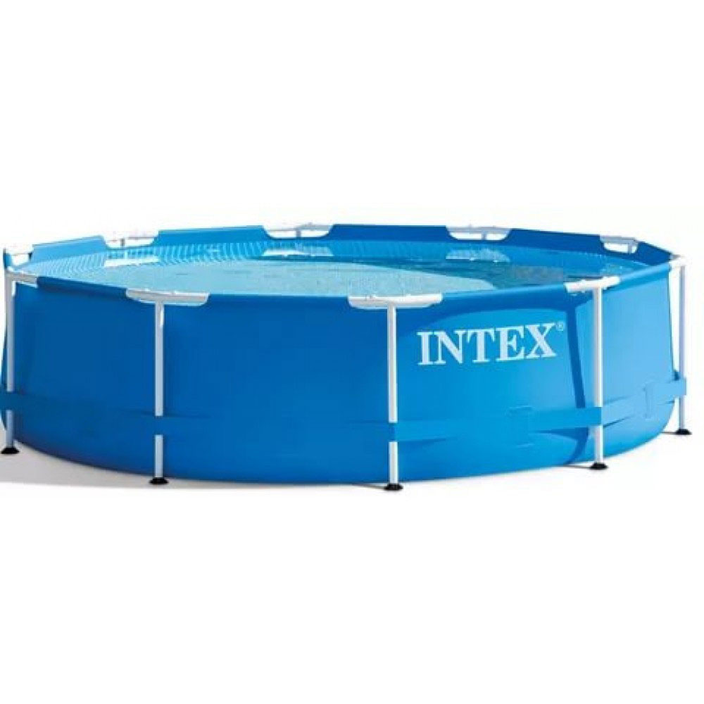 Intex Pool Scaffold Metal Frame 305x76 Cm 4485л