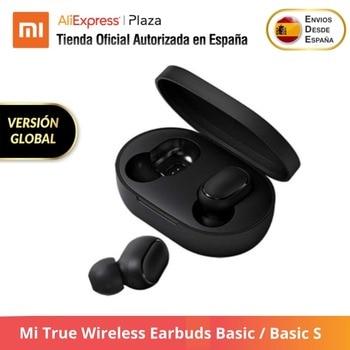 Xiaomi Mi True Wireless Earbuds Basic / Basic S Global Version (Bluetooth Wireless Headset) Bluetooth 5.0, Noise Reduction