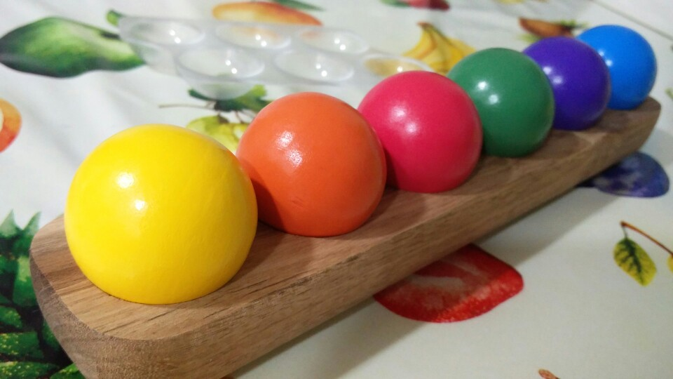 Retro Wooden Japanese Double Egg Storage Rows photo review