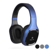 Bluetooth אוזניות עם מיקרופון NGS Artica עצלן-בדיבוריות לטלפון מתוך מחשב ומשרד באתר