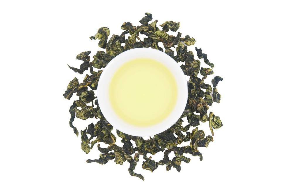 Тегуаньинь Китайский чай, светлый улун