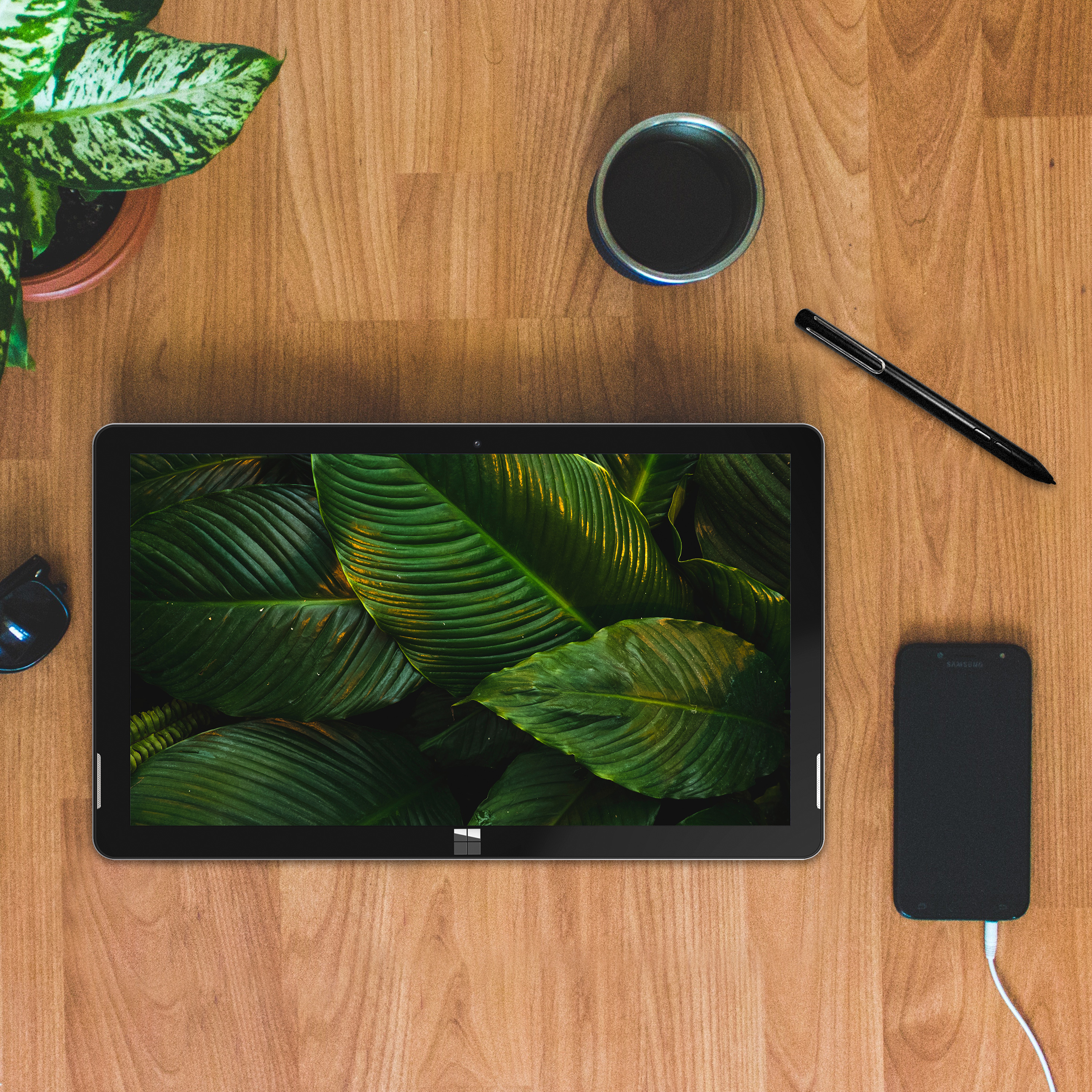 """Image 5 - XIDU Laptop PhilPad 13.3"""" Computer 2 in 1 tablet Touchscreen Ultra Notebook Window 10 Tablet PC Quad Core Laptop Computer MiniPc-in Laptops from Computer & Office"""