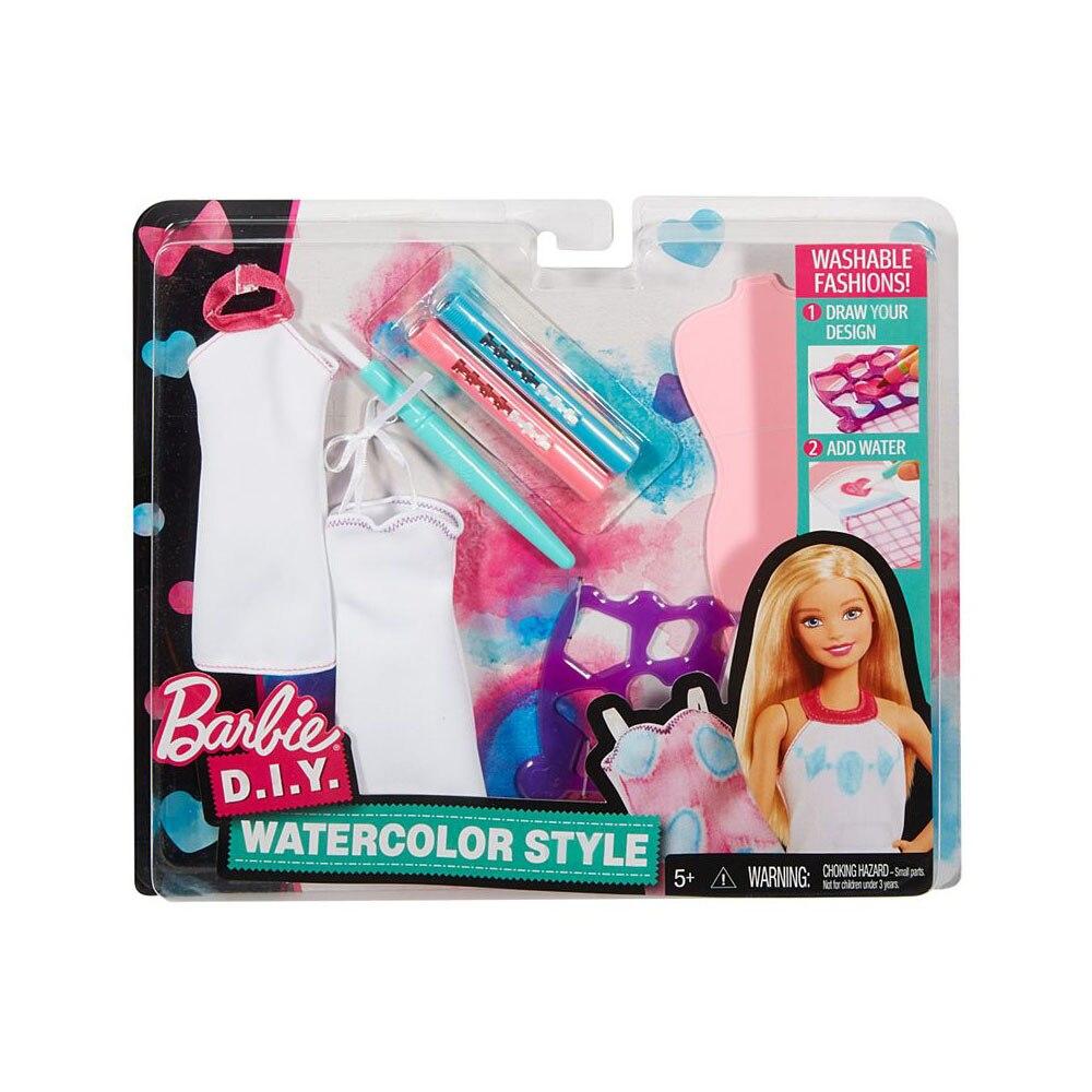 Vêtements pour poupées Barbie se faire